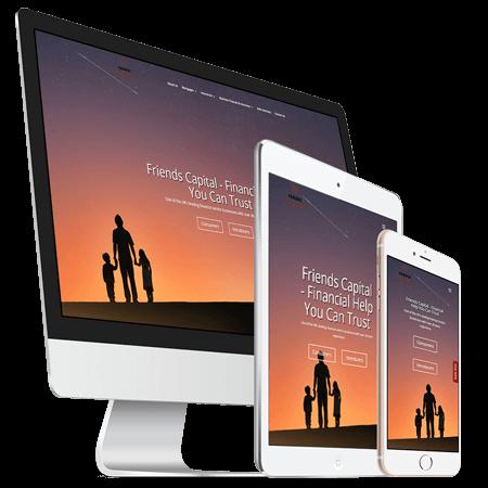 Mobile Responsive Web Design Sheffield by MeshViz