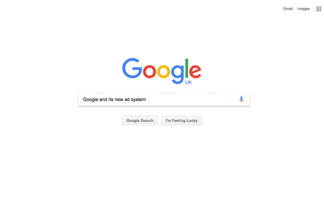 Google And Its New Ad System